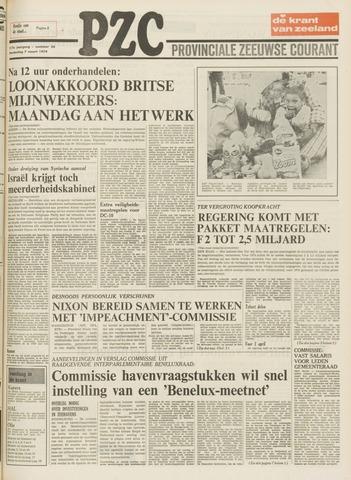 Provinciale Zeeuwse Courant 1974-03-07