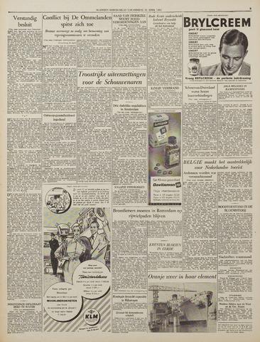 Watersnood documentatie 1953 - kranten 1953-04-21