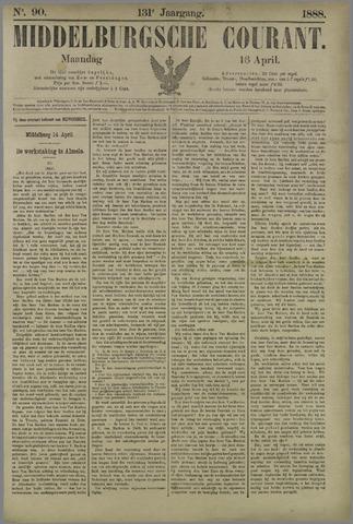 Middelburgsche Courant 1888-04-16