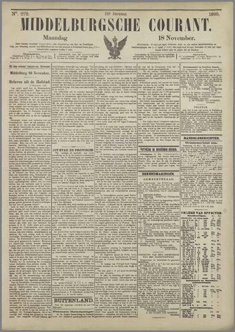Middelburgsche Courant 1895-11-18