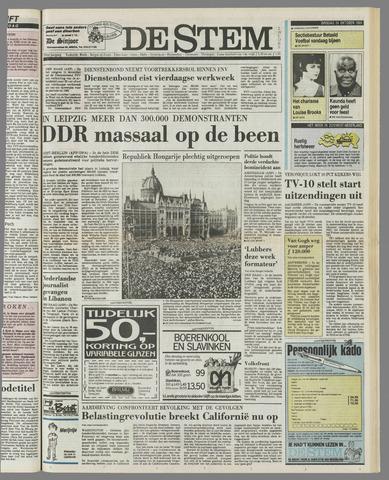 de Stem 1989-10-24
