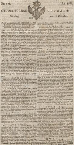 Middelburgsche Courant 1762-12-25