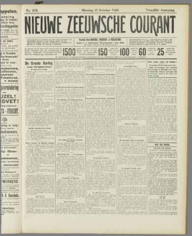 Nieuwe Zeeuwsche Courant 1916-10-17