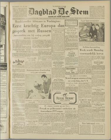 de Stem 1954-10-30