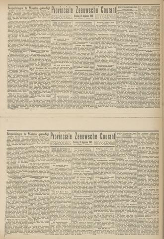 Provinciale Zeeuwse Courant 1945-08-21