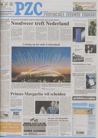 Provinciale Zeeuwse Courant 2004-08-14