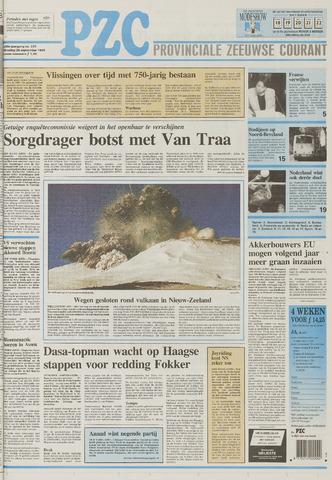 Provinciale Zeeuwse Courant 1995-09-26