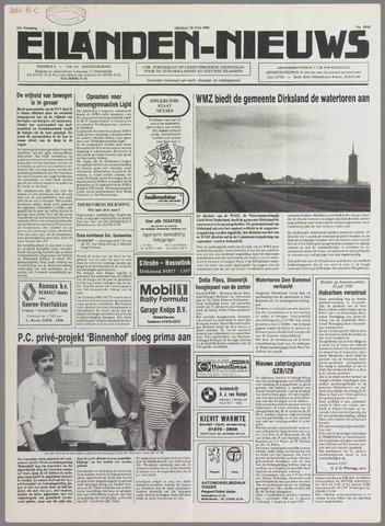 Eilanden-nieuws. Christelijk streekblad op gereformeerde grondslag 1990-07-20