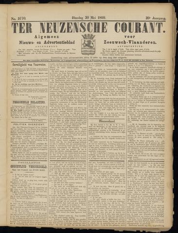 Ter Neuzensche Courant. Algemeen Nieuws- en Advertentieblad voor Zeeuwsch-Vlaanderen / Neuzensche Courant ... (idem) / (Algemeen) nieuws en advertentieblad voor Zeeuwsch-Vlaanderen 1899-05-30