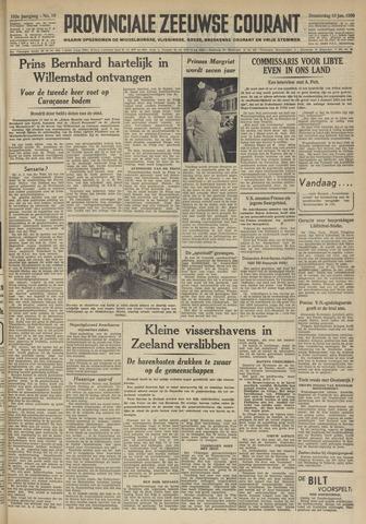 Provinciale Zeeuwse Courant 1950-01-19