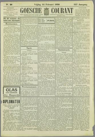 Goessche Courant 1930-02-14