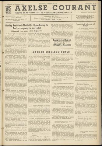 Axelsche Courant 1961-02-25