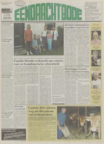 Eendrachtbode (1945-heden)/Mededeelingenblad voor het eiland Tholen (1944/45) 2003-07-24
