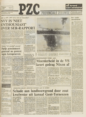 Provinciale Zeeuwse Courant 1973-07-26