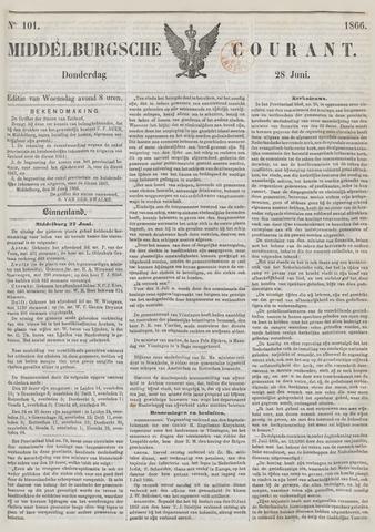 Middelburgsche Courant 1866-06-28