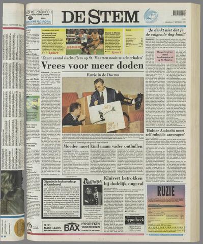 de Stem 1995-09-11