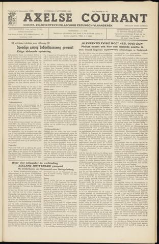 Axelsche Courant 1967-09-02