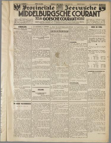Middelburgsche Courant 1933-01-03