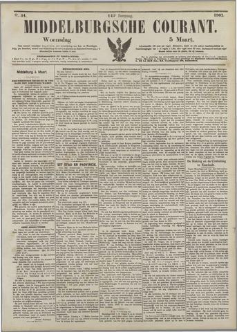 Middelburgsche Courant 1902-03-05
