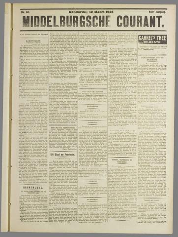 Middelburgsche Courant 1925-03-12