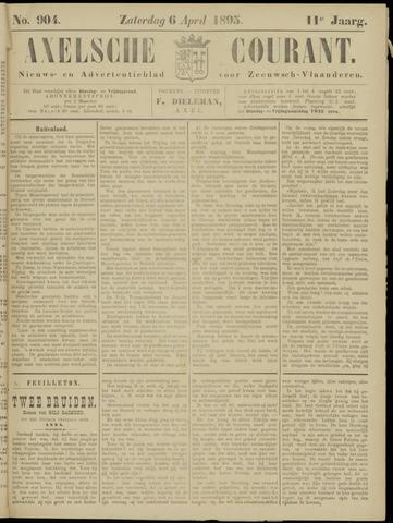 Axelsche Courant 1895-04-06