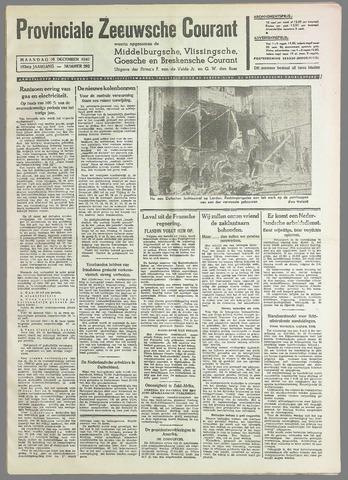 Provinciale Zeeuwse Courant 1940-12-16