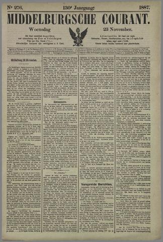 Middelburgsche Courant 1887-11-23