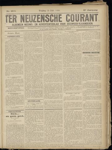 Ter Neuzensche Courant. Algemeen Nieuws- en Advertentieblad voor Zeeuwsch-Vlaanderen / Neuzensche Courant ... (idem) / (Algemeen) nieuws en advertentieblad voor Zeeuwsch-Vlaanderen 1929-07-12