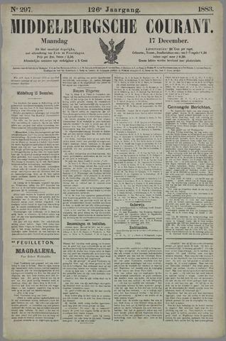 Middelburgsche Courant 1883-12-17
