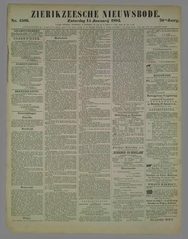 Zierikzeesche Nieuwsbode 1882-01-14