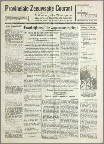 Provinciale Zeeuwse Courant 1940-06-18
