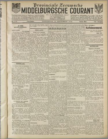 Middelburgsche Courant 1930-09-18