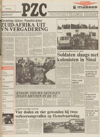 Provinciale Zeeuwse Courant 1979-05-25