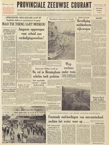 Provinciale Zeeuwse Courant 1963-09-06