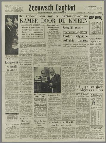 Zeeuwsch Dagblad 1962-02-23