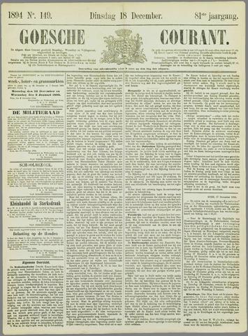 Goessche Courant 1894-12-18