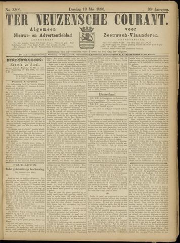 Ter Neuzensche Courant. Algemeen Nieuws- en Advertentieblad voor Zeeuwsch-Vlaanderen / Neuzensche Courant ... (idem) / (Algemeen) nieuws en advertentieblad voor Zeeuwsch-Vlaanderen 1896-05-19