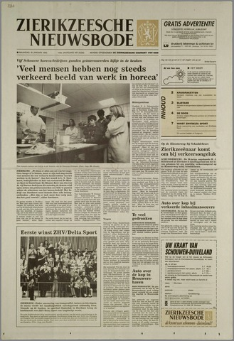 Zierikzeesche Nieuwsbode 1993-01-18