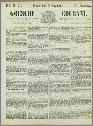 Goessche Courant 1893-08-31