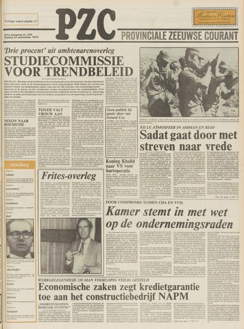 Provinciale Zeeuwse Courant 1978-09-22
