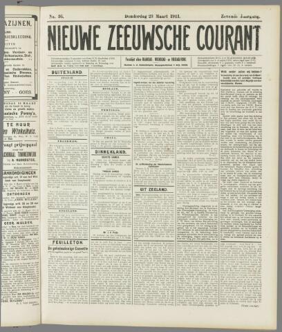 Nieuwe Zeeuwsche Courant 1911-03-23