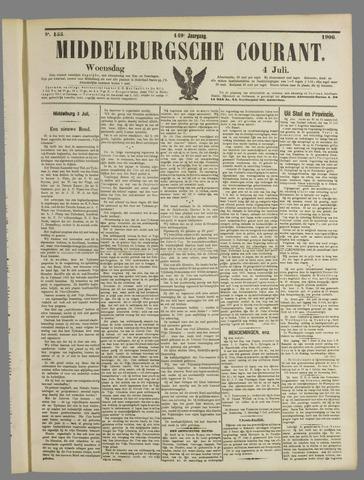Middelburgsche Courant 1906-07-04