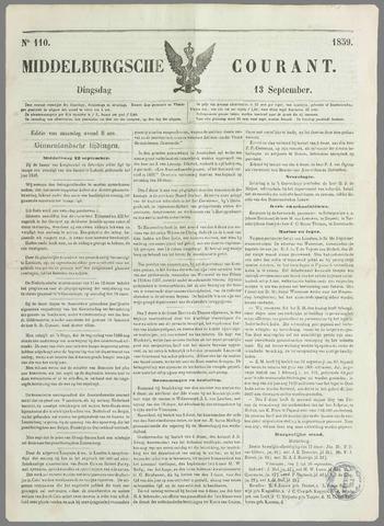 Middelburgsche Courant 1859-09-13
