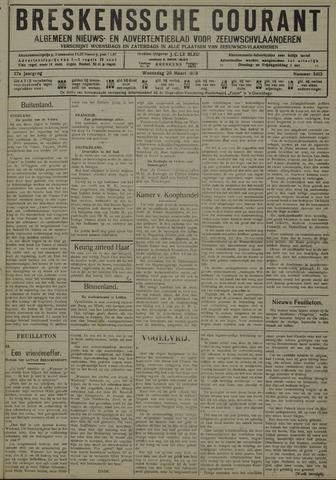 Breskensche Courant 1929-03-20