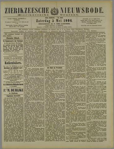 Zierikzeesche Nieuwsbode 1906-05-05