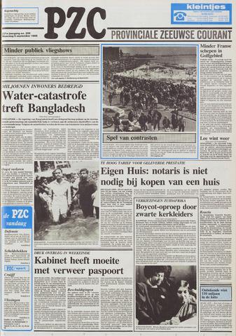 Provinciale Zeeuwse Courant 1988-09-05