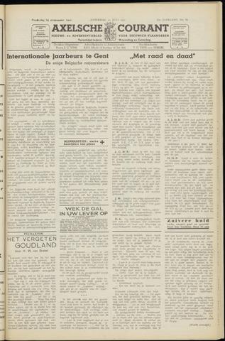 Axelsche Courant 1951-07-21