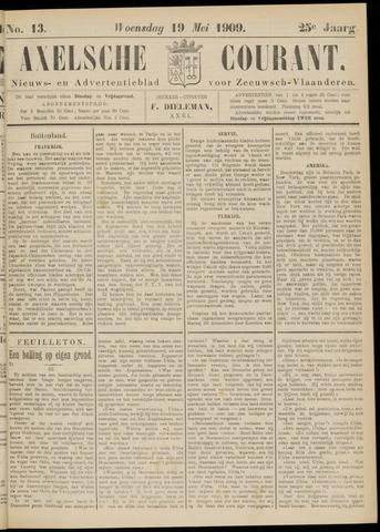 Axelsche Courant 1909-05-19