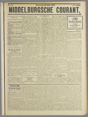Middelburgsche Courant 1927-05-28