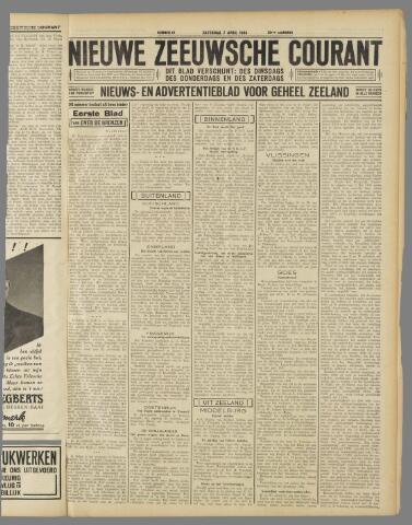 Nieuwe Zeeuwsche Courant 1934-04-07